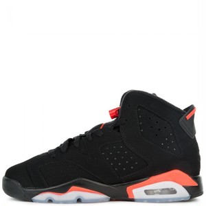 Nike Air Jordan 6 Retro OG GS BLACK INFRARED