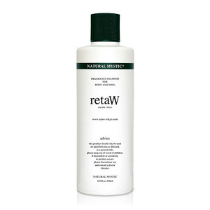 retaW - Fragrance Body Shampoo - NATURAL MYSTIC*