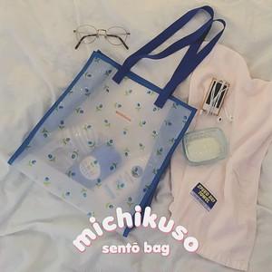 SENTO BAG(青)