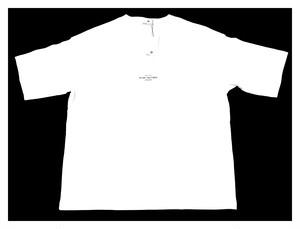 barbell logo Tshirt(WHITE)