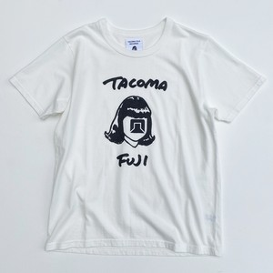 TACOMA FUJI HANDWRITING LOGO Tシャツ