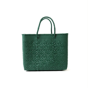 MERCADO BAG ROMBO-GRN(XS)