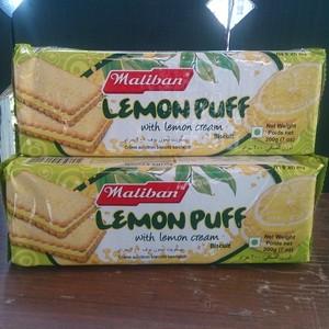 レモンパフ200g Lemon Puff