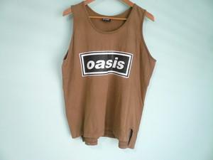 OASIS オアシス 1994 タンクトップ / ノエル 90s 90年代 UK イギリス ブリティッシュ ロック バンド オルタナ