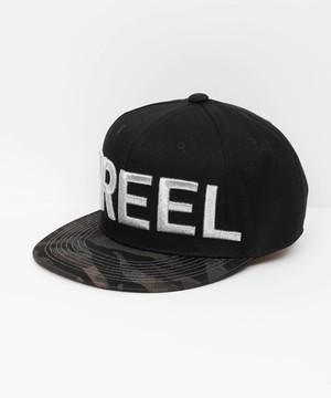 Is Real CAP『ツバJQ』CAMOゼブラKHAKI