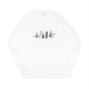 WHIMSY - W L/S TEE (White)