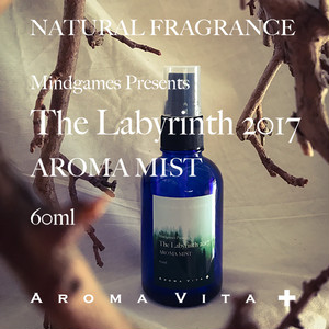 【残り1本】Labyrinth 2017 Aroma Mist 60ml(300プッシュ)