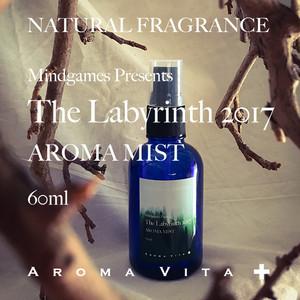 Labyrinth 2017 Aroma Mist 60ml(300プッシュ)