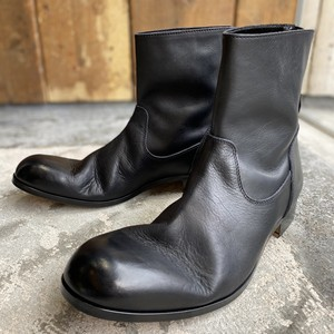 PADRONE パドローネ / BACK ZIP BOOTS EDWARD