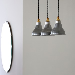 Iron mini A pendant lamp