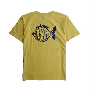 【THE FISH SLAVE S/S TEE】banana