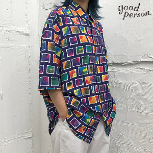 90s〜00s art-design shirt