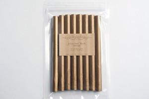 Sealing Wax stick 01.Antique gold シーリングワックス グルーガン アンティークゴールド