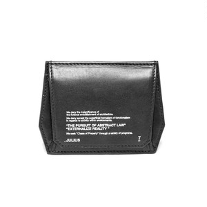 607BGU1-BLACK / カード&コインケース