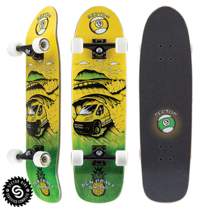Sector 9 Signature Series / DREAM GRAVY SEMI PRO