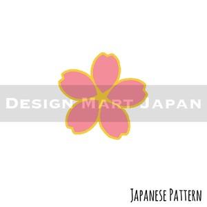 和柄 Japanese Pattern 0039-E