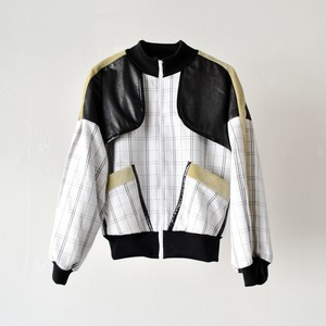RAKI 1off cropped jacket