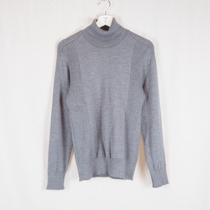 Turtle Neck Knit Dead Stock