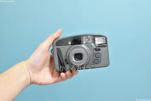 FUJIFILM ZOOM CARDIA SUPER 290 フィルムカメラ
