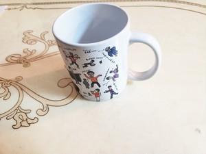 ポン太郎画伯のマグカップ