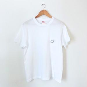 【7/13 再入荷】眠る柴犬 刺しゅうTシャツ