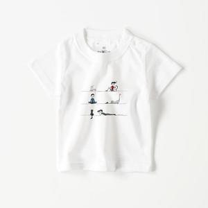 #KTSN×NANA ベビーTシャツ