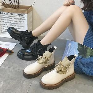 疲れ知らず ブーツ ショートブーツ シューズ 3カラー SHS222108