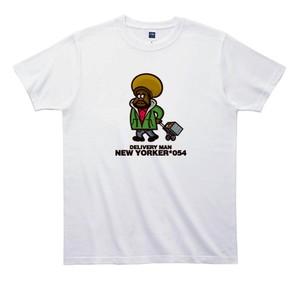 《山本周司Tシャツ》TY054/ DELIVERY MAN