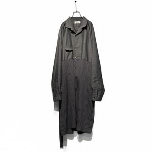 Shirts-Coat (grey)