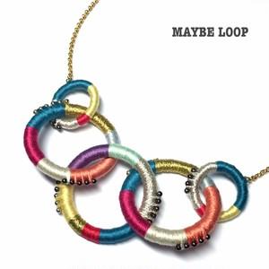 ネックレス【multicolor】