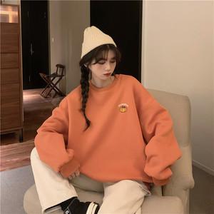 【送料無料】全3色♡かぼちゃロゴ♡トレーナー♡