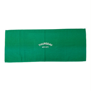 THURSDAY - ARCH TOWEL (Green)