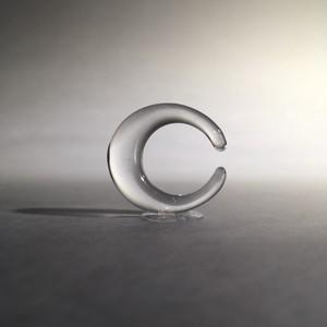 -Crescent Moon- ring