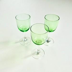 [NO.014] グリーングラス 昭和初期 / Green Glass / Showa Era