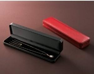 レザー調ネックレス用ケース 10個入り CS-05-N