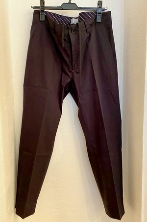 Cool Max Stretch Slacks Black