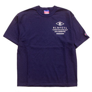 HLDY-CTL CHAMPION T-SHIRTS (NAVY)