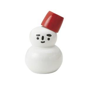 雪だるまの器〜冬に最適の可愛い器〜