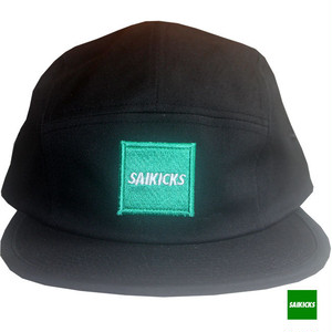 SAIKICKS SQUARE LOGO CAMP CAP