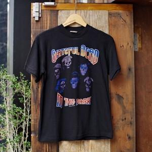 1980s GRATEFUL DEAD In The Dark Bootleg T-Shirt / グレートフル・デッド パキ綿 ブート Tシャツ