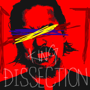 "Single ""KING DISSECTION""(digital download)"