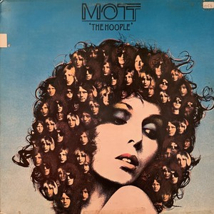 【LP】MOTT THE HOOPLE/The Hoople