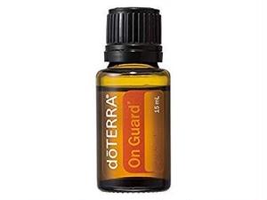 家庭の薬箱 オレンジ系の元気のでる香りで殺菌・消臭に!エッセンシャルブレンドオイル【オンガード】