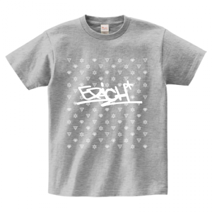 ERICH / TAGGING T-SHIRT GRAY