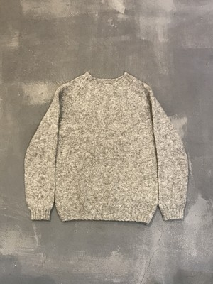 Harley Crew Neck Sweater / Made in Scotland [2029]