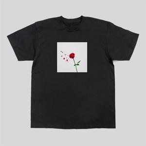 ダジャ絵T 7インチレコード(薔薇がバラバラ)