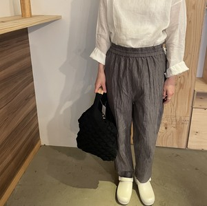 [Luv our days] Cool Pants LV-PT1111(Off White Check)