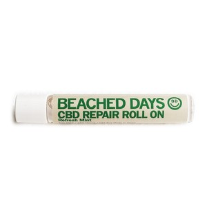 BEACHED DAYS ビーチドデイズ CBD REPAIR ROLL ON REFRESH MINT 8ml
