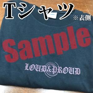 【Tシャツ】LOUD&PROUD (2003年)