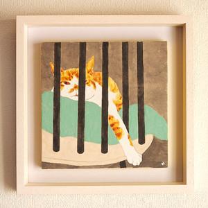 日本画 | December 2 | 猫